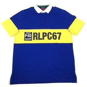 Polo Ralph Lauren Hi Tech RLPC 67 Polo Shirt